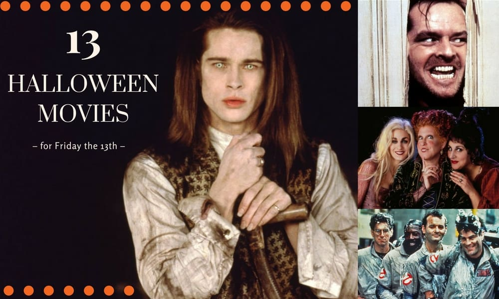 13 of the Best Halloween Movies for Friday the 13th | Cowgirl Magazine