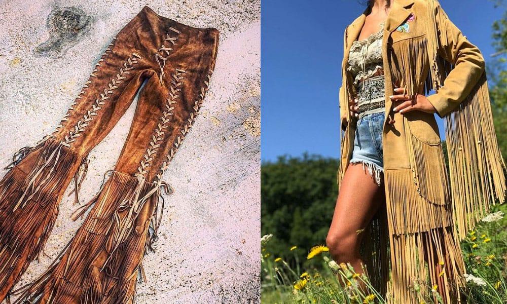 fringe western fashion cowgirl magazine