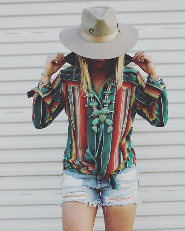 buckin' wild boutique cowgirl magazine