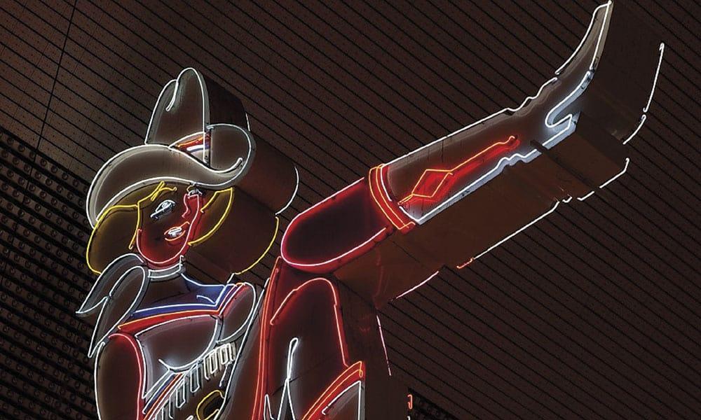 Vegas Vickie Cowgirl Magazine