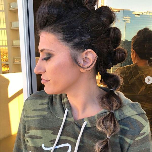 las vegas western velour beauty co nfr fashion hair makeup cowgirl magazine
