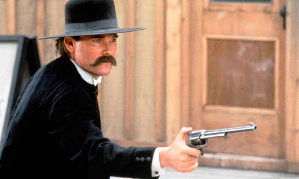 On Screen Cowboy Val Kilmer Cowgirl Magazine