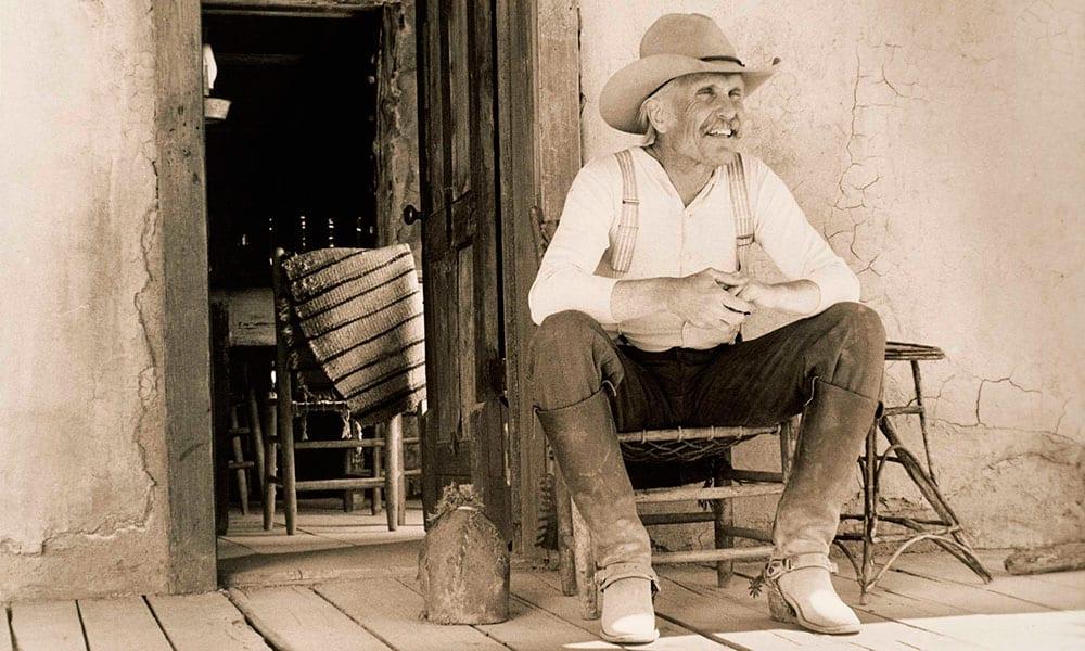 On Screen Cowboy Gus McCrae Cowgirl Magazine