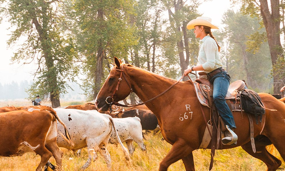 Cowgirl Spring Roundup April Events Cowgirl Magazine