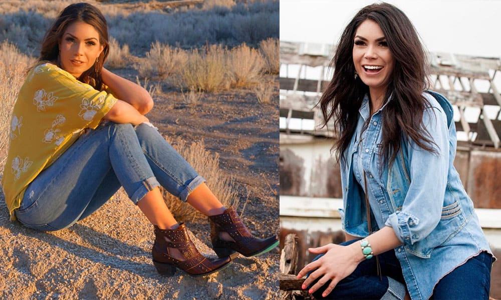 cara ashley cowgirl magazine western fashion influencer