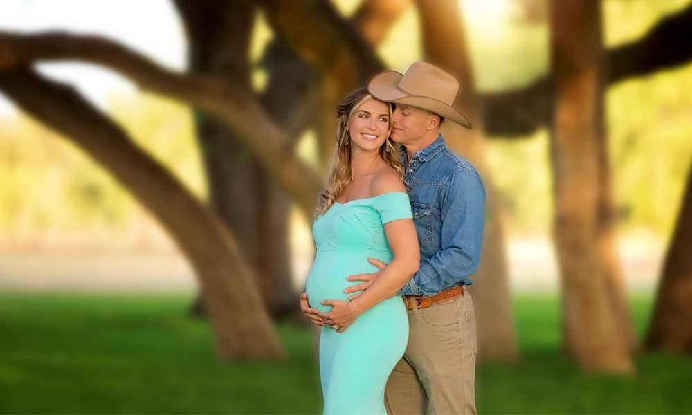 Pregnancy Looks Absolutely Perfect On Paige cowgirl magazine ty Murray Paige duke Murray