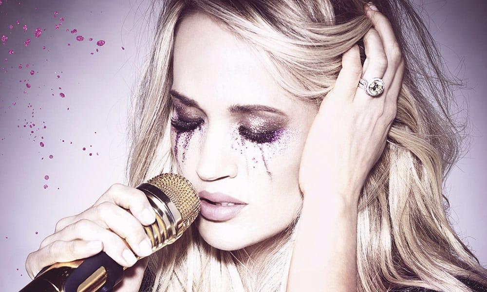 Carrie Underwood Cry Pretty Cowgirl Magazine