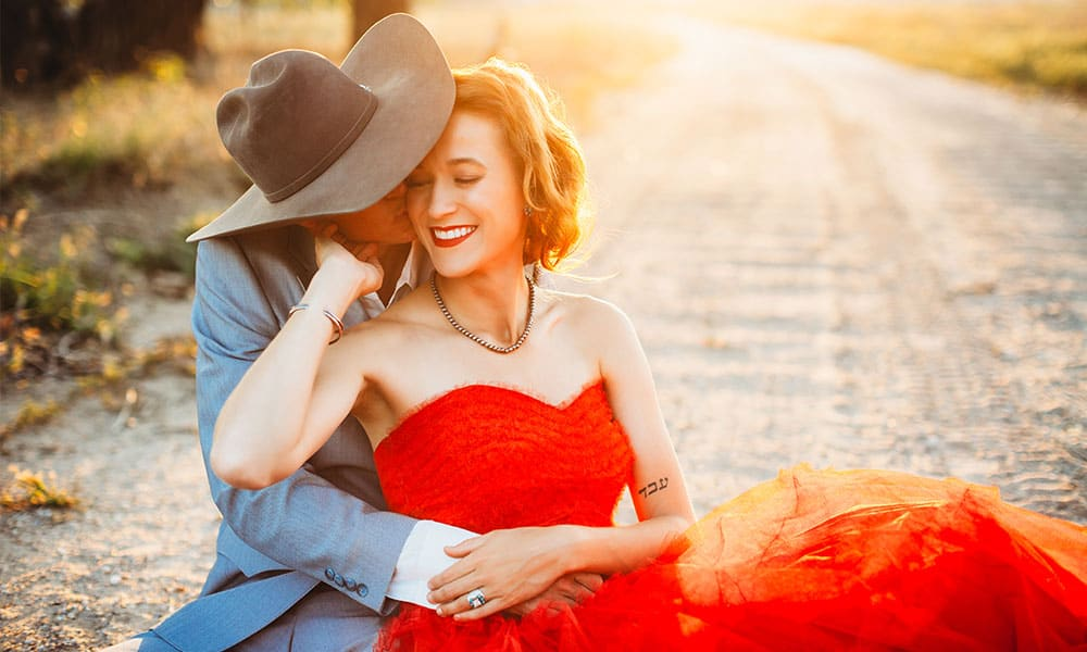 Lucky in Love with Salt Lick Lifestyle cowgirl magazine
