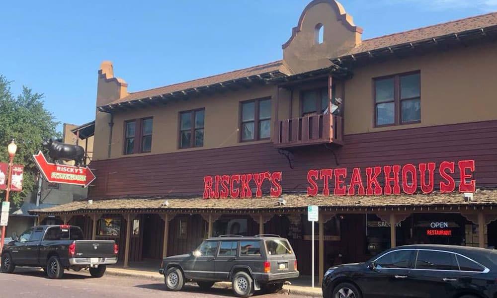 eat Fort Worth stockyards cowgirl magazine Joe t Garcia's cooper's bbq riscky's steakhouse