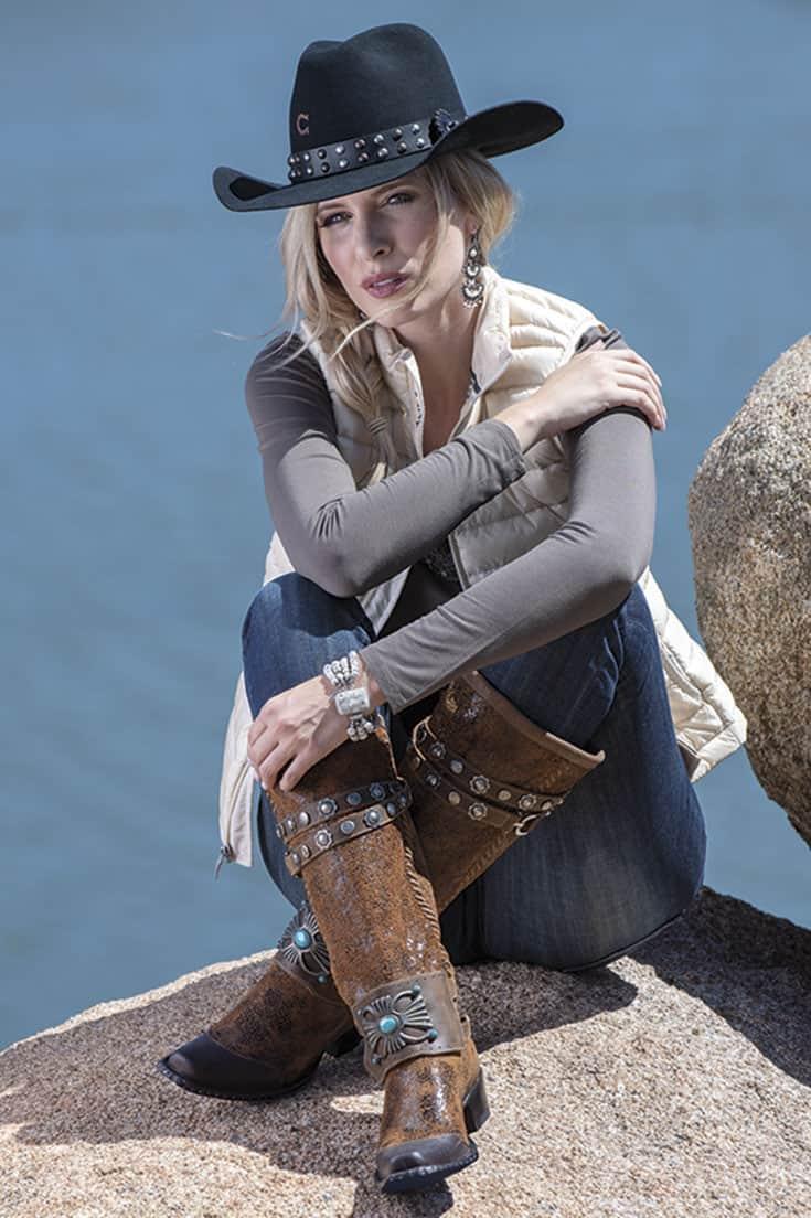 fall fashion winter fashion granite dells cowgirl magazine