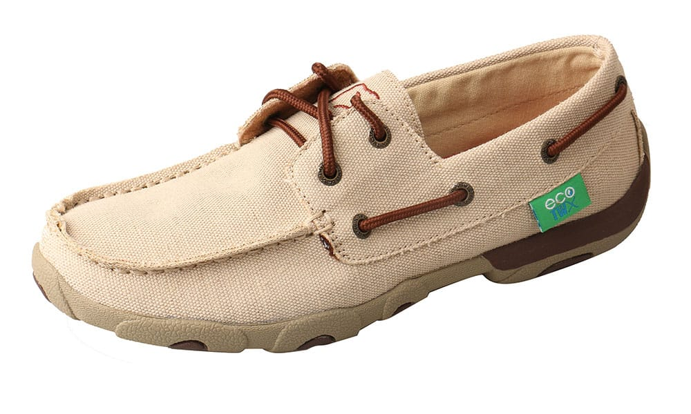 twisted x eco twx moccasin tan
