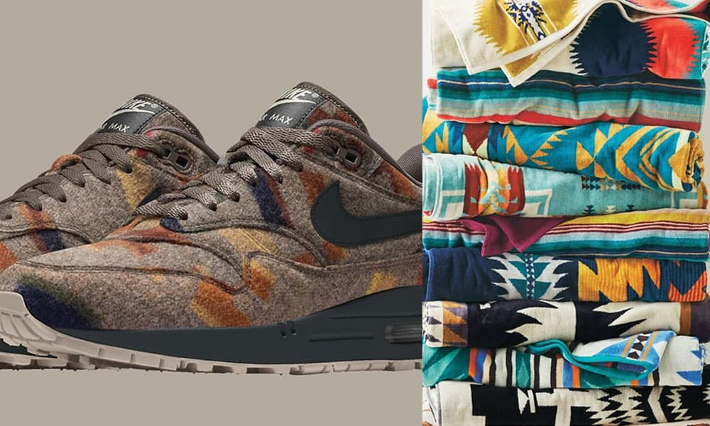 cheap for discount 97f06 0bba5 This Nike Pendleton Collaboration Is Pure Perfection | Cowgirl Magazine