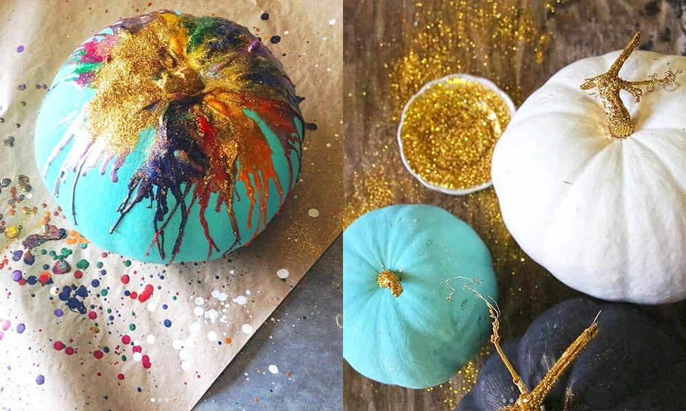 Painted Pumpkins cowgirl magazine
