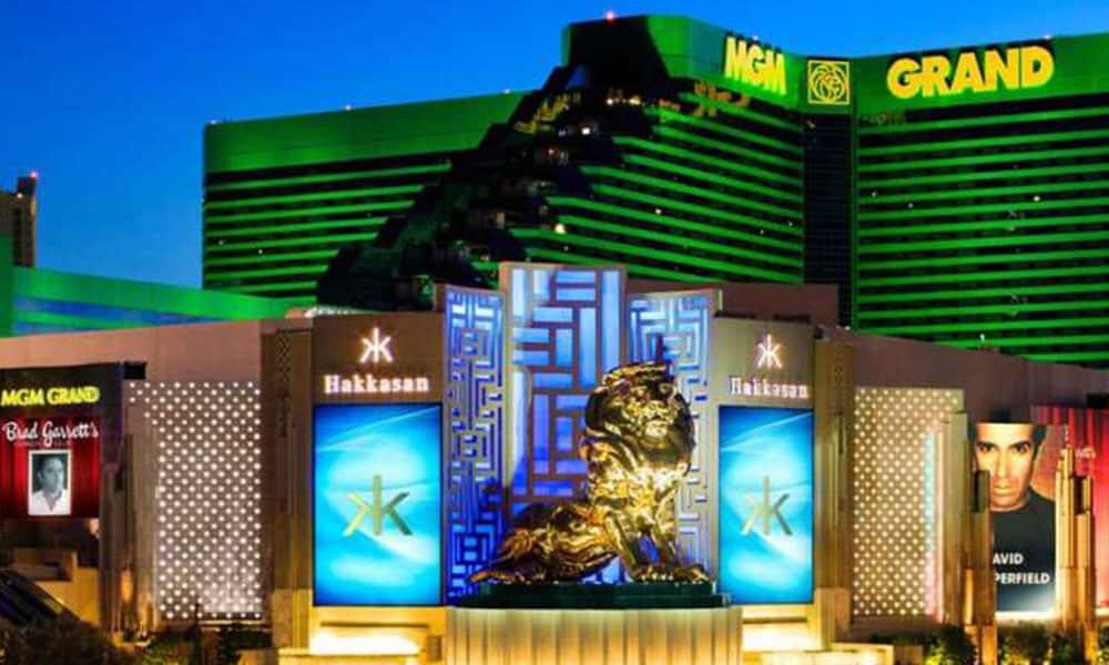 hotel hotels Las Vegas cowgirl magazine MGM Grand