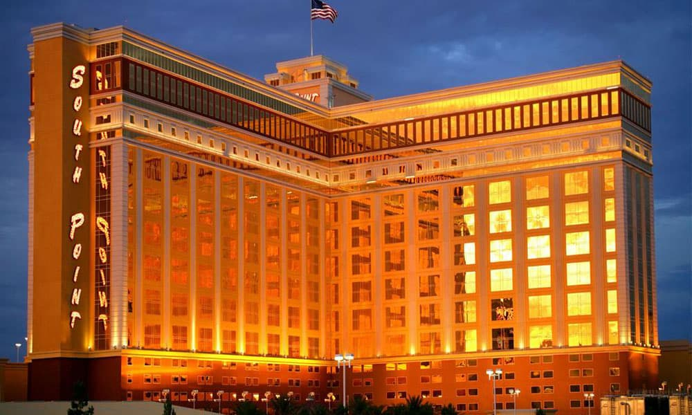 hotel hotels Las Vegas cowgirl magazine south point