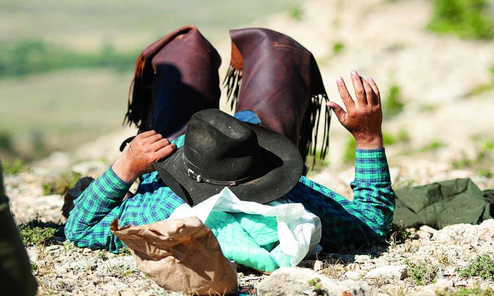 hat west camp rocks cowgirl magazine