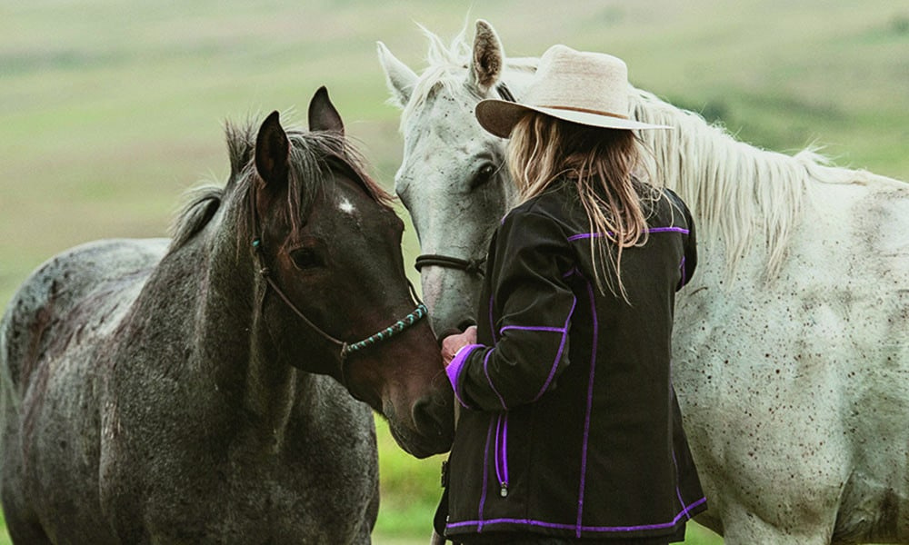 horses equine montana girl cowgirl magazine