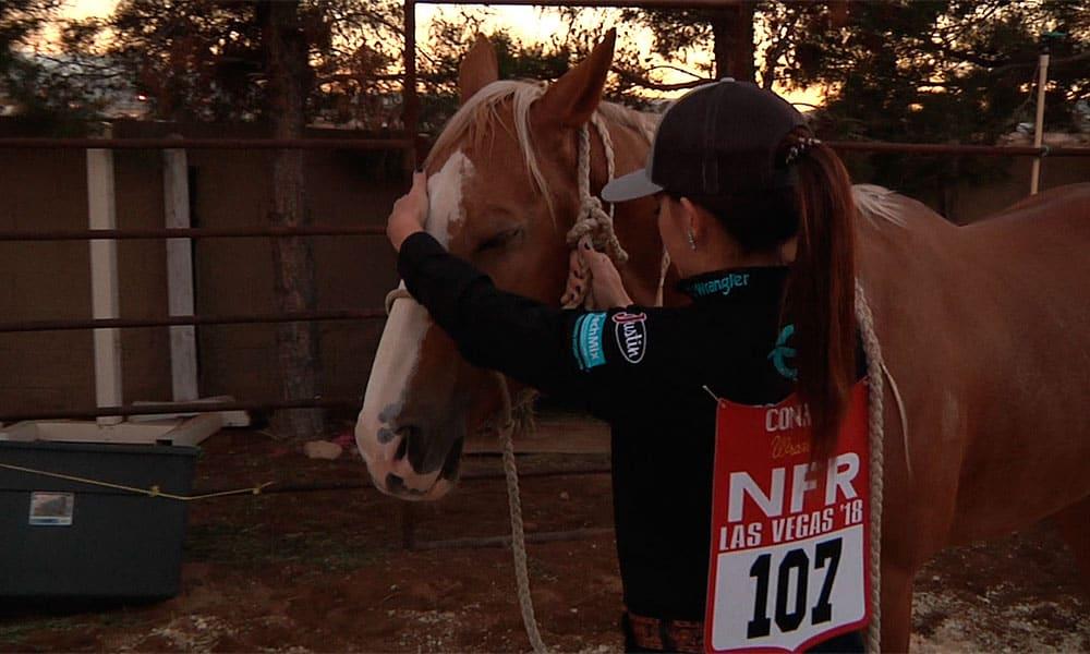 Ivy Conrado Wrangler National Finals Rodeo WNFR Cowgirl Magazine