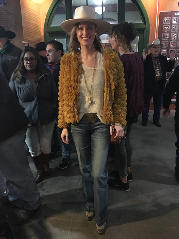 rfd tv the american street style fashion cowgirl magazine Street Style: RFD-TV's The American - COWGIRL Magazine