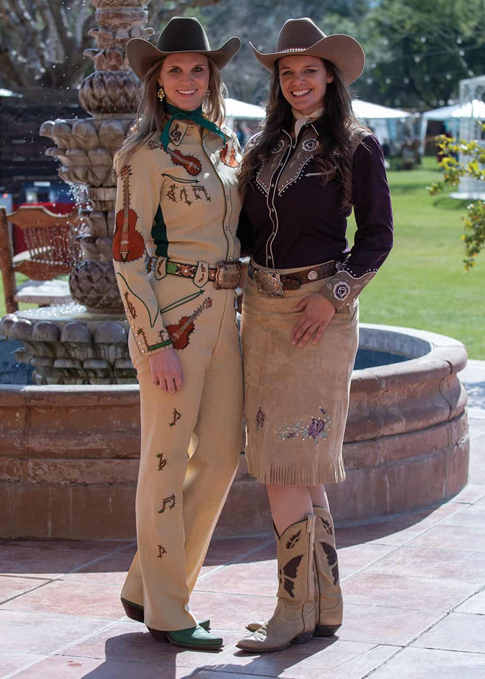 art of the cowgirl horse riding cowgirl magazine