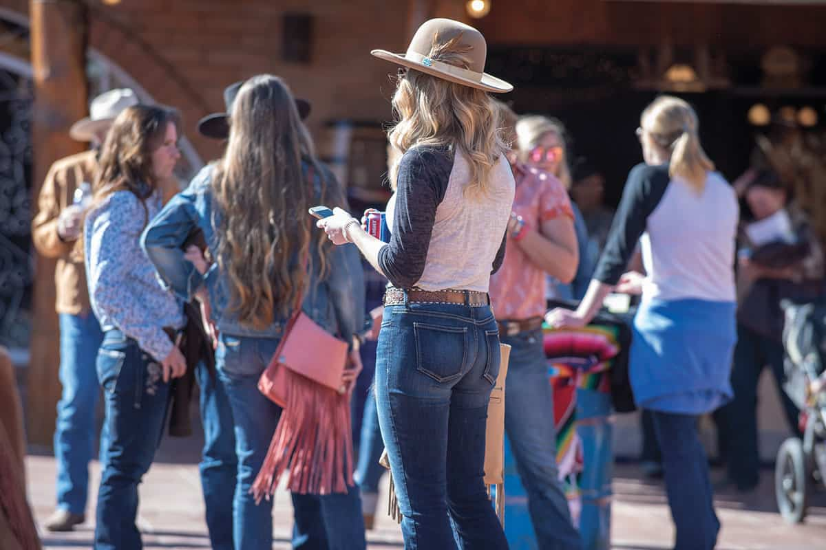 art of the cowgirl cowgirl magazine