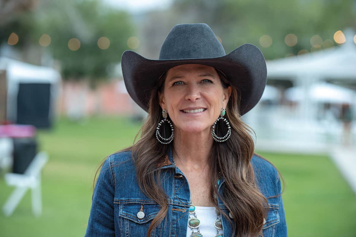 tammy pate art of the cowgirl cowgirl magazine