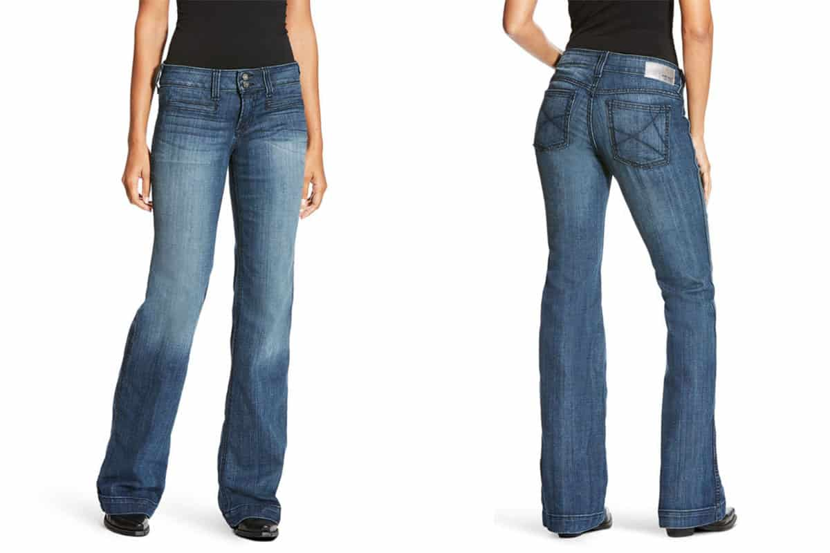 Ariat cowgirl magazine jeans jean