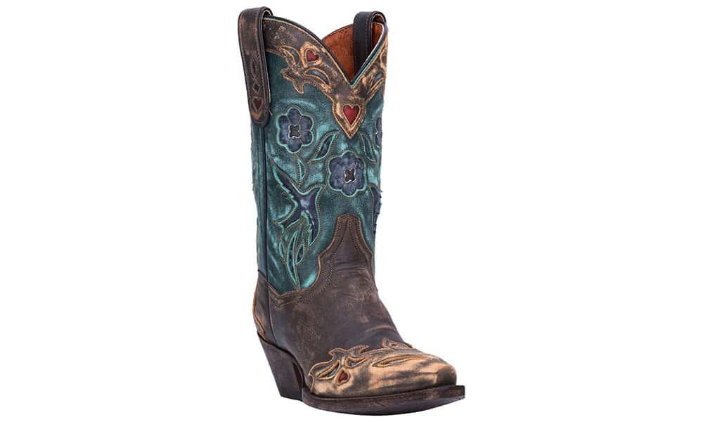 dan post vintage bluebird boot cowgirl magazine
