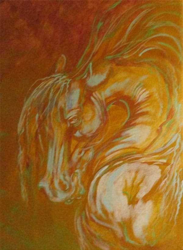 shes got heart suzette boice painting cowgirl magazine