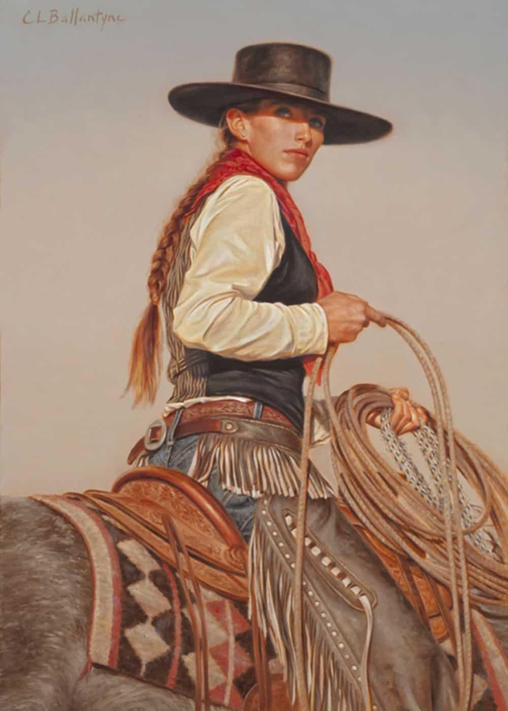 carrie ballantyne buckaroo diamonds and pearls cowgirl magazine