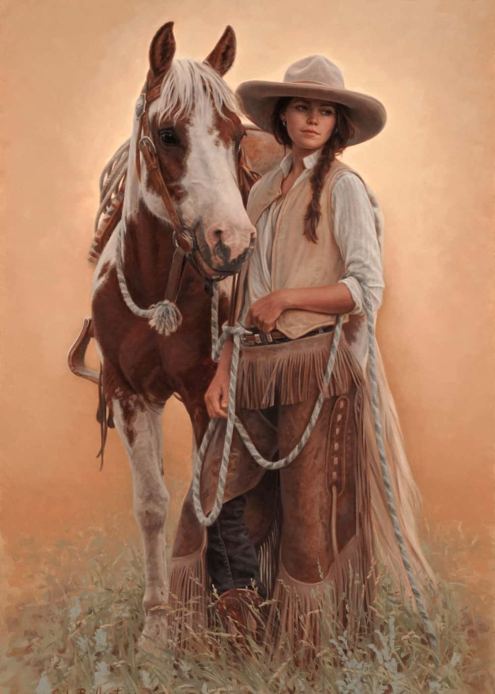 summer solace carrie ballantyne cowgirl magazine