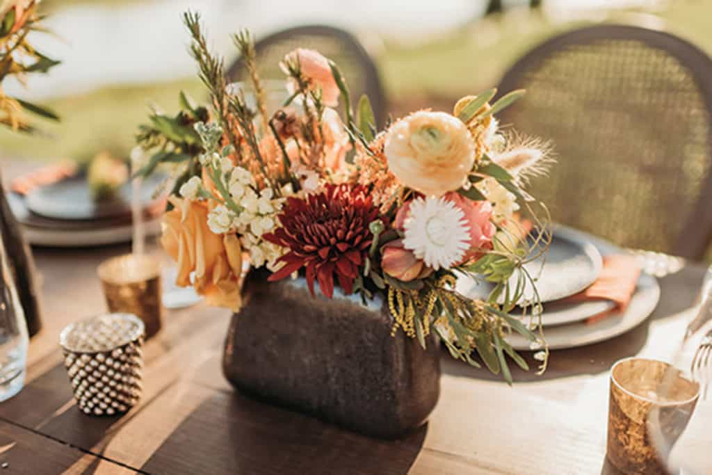 autumn wedding cowgirl magazine