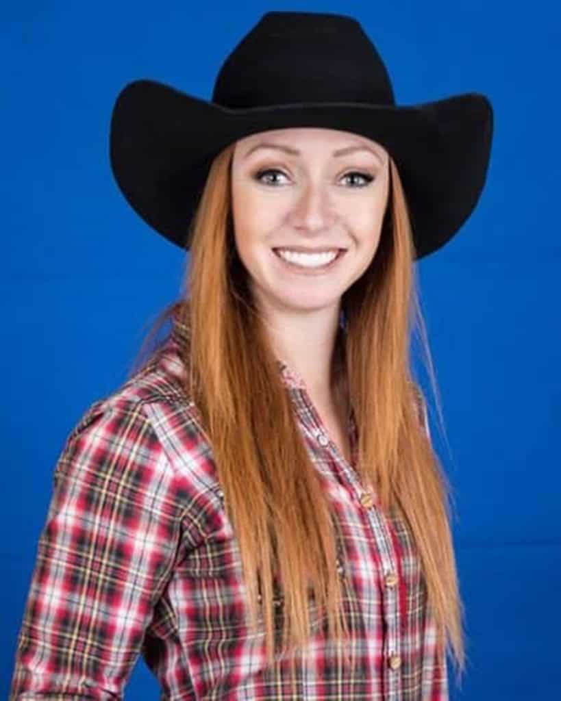 nfr cowgirl