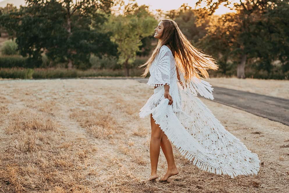 Reclamation Two Piece Lace Wedding Dress Cowgirl Magazine