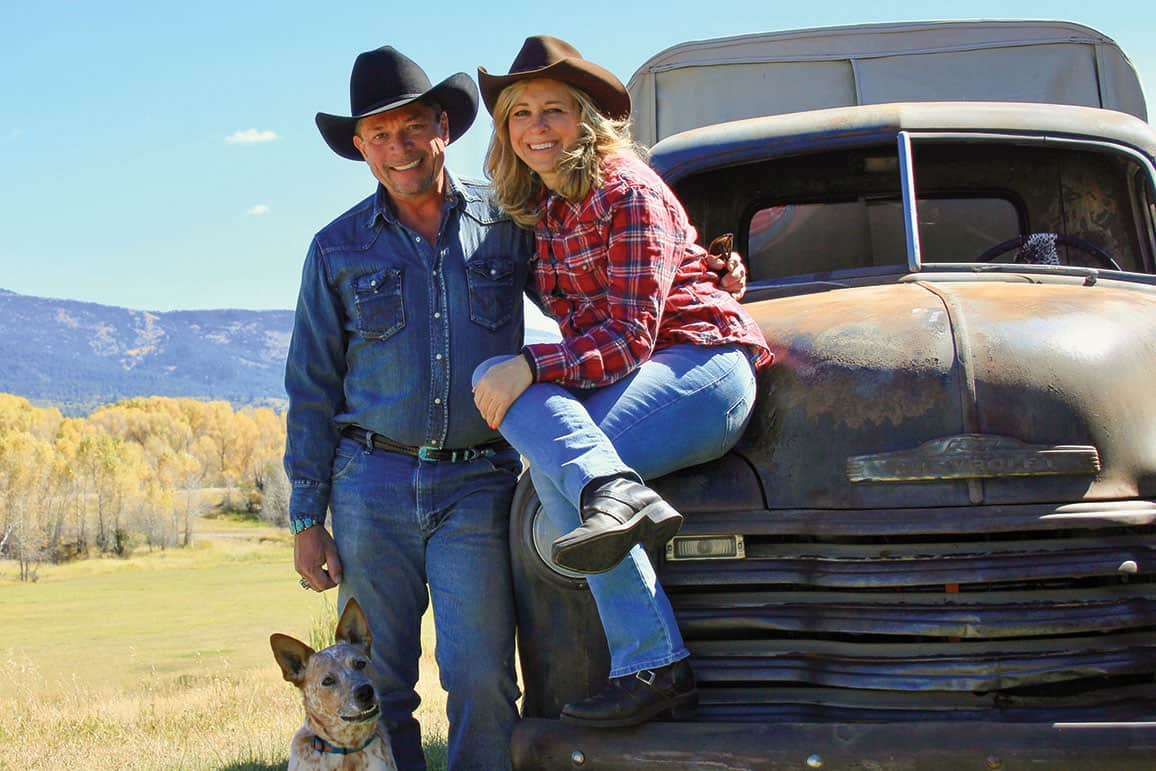 Trout Stalker Ranch Cowgirl Magazine