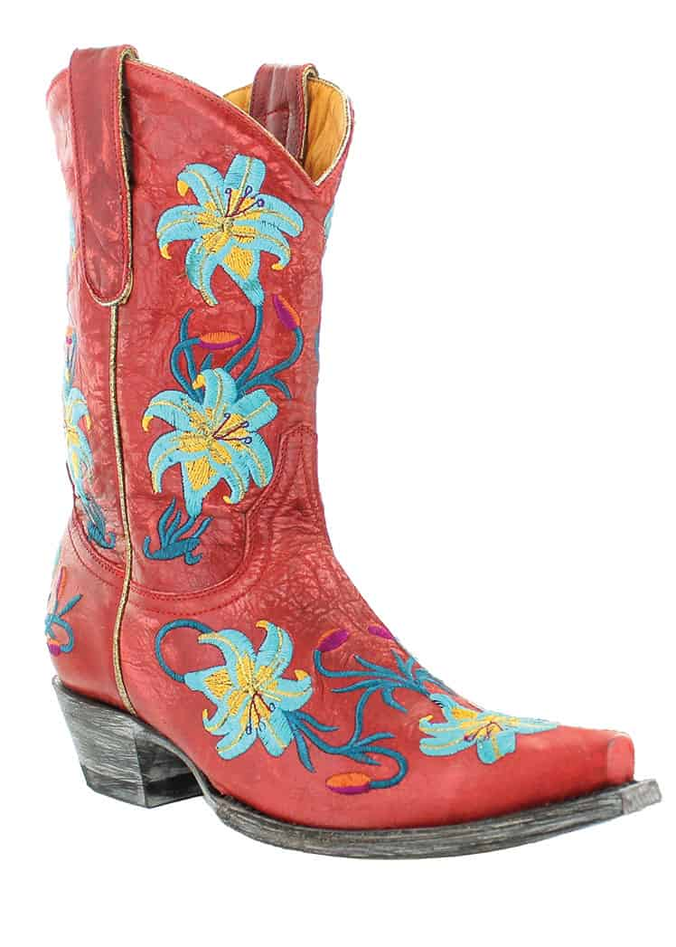 Old Gringo Colorful Boots