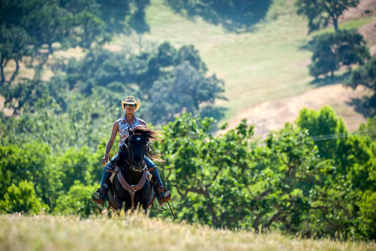 alisa guest ranch cowgirl magazine