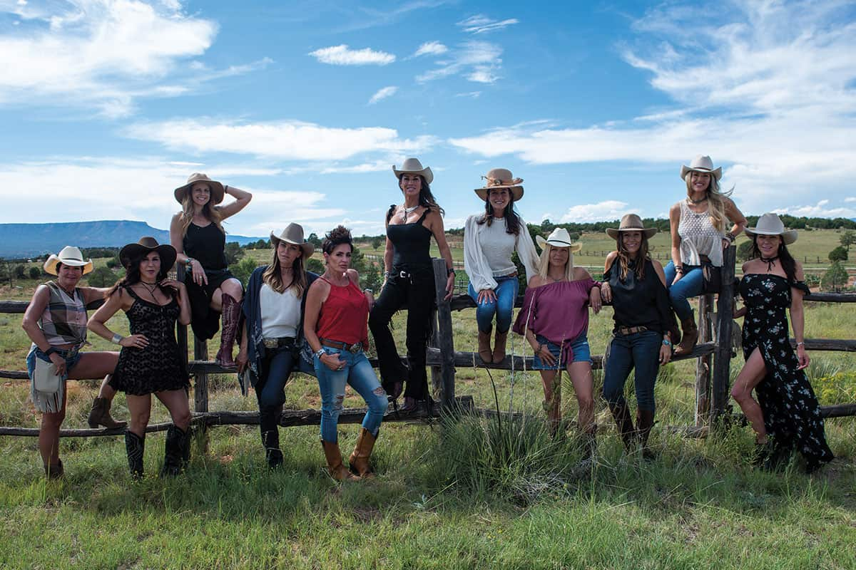 dude ranch roundup cowgirl magazine