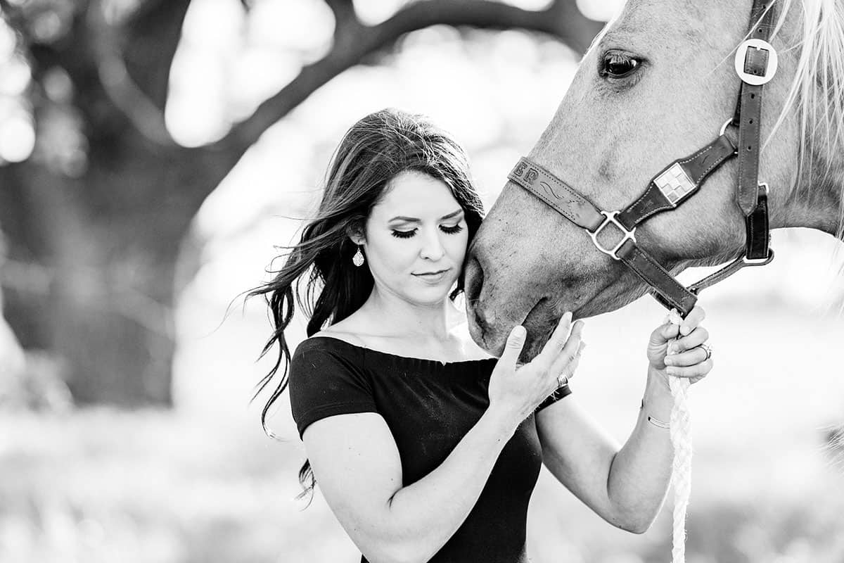 Kirstie Marie's shoot with Hailey Lockwood cowgirl magazine
