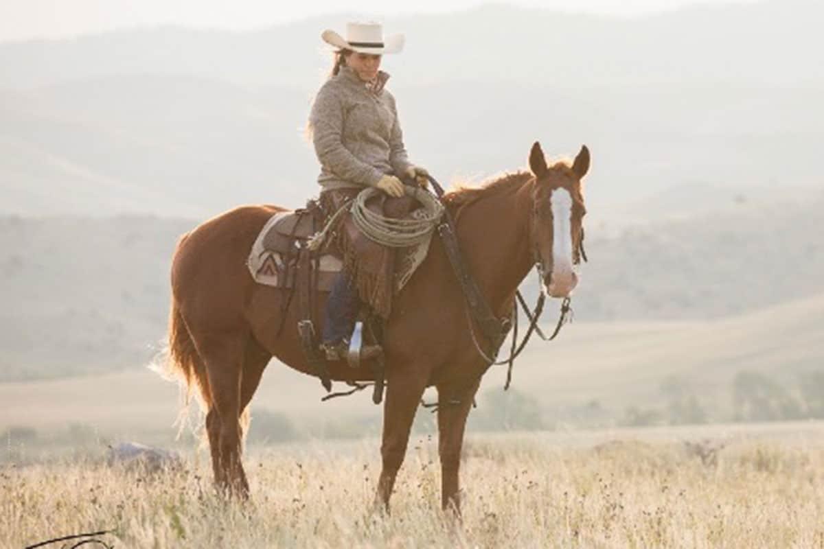 horse cowgirl magazine