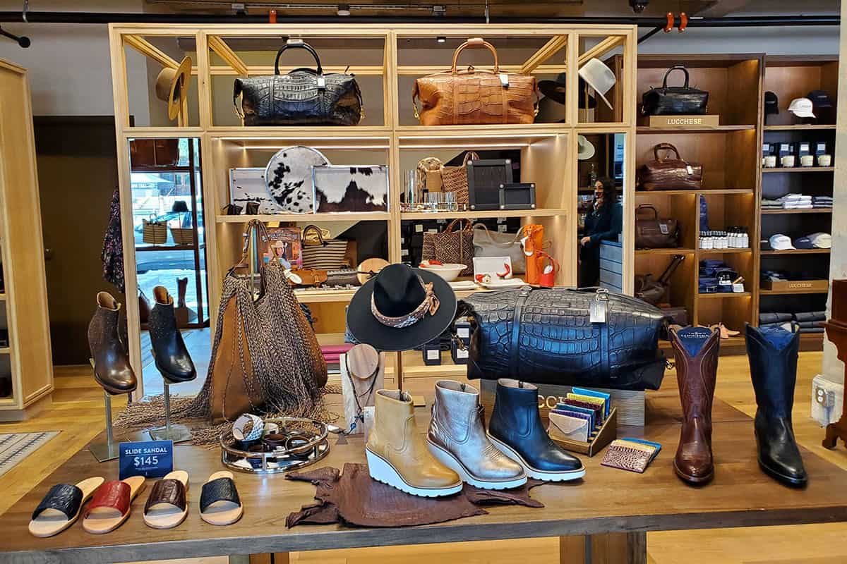 lucchese mule alley cowgirl magazine