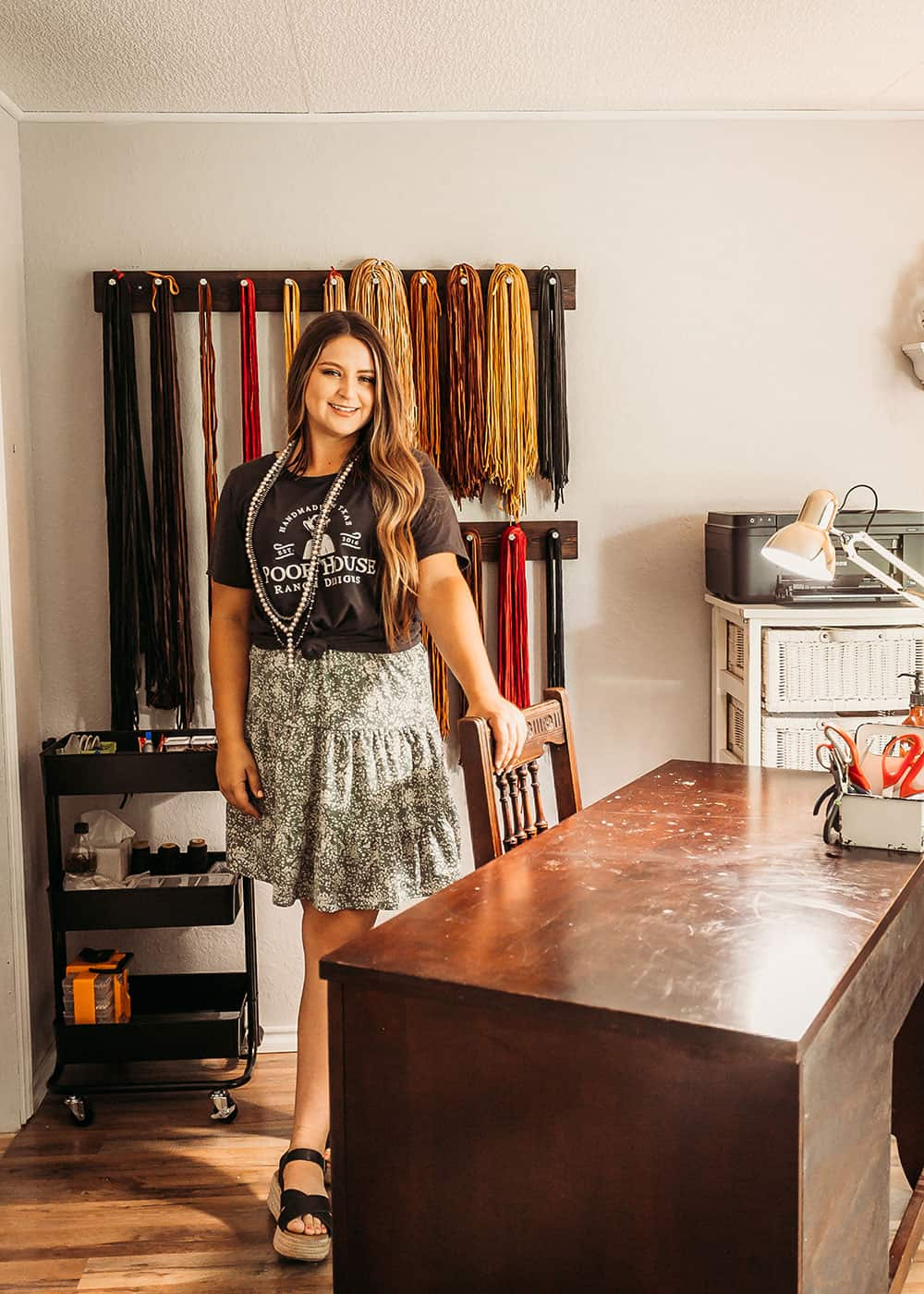 office makeover poor house ranch cowgirl magazine