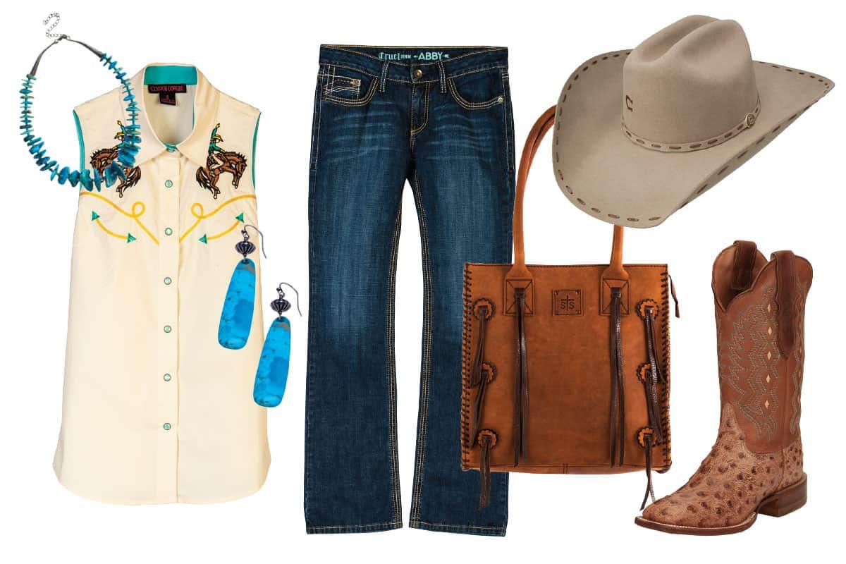 denim cowgirl magazine
