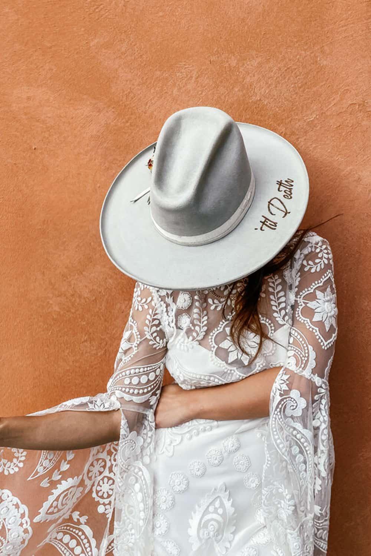 bridal hat cowgirl magazine
