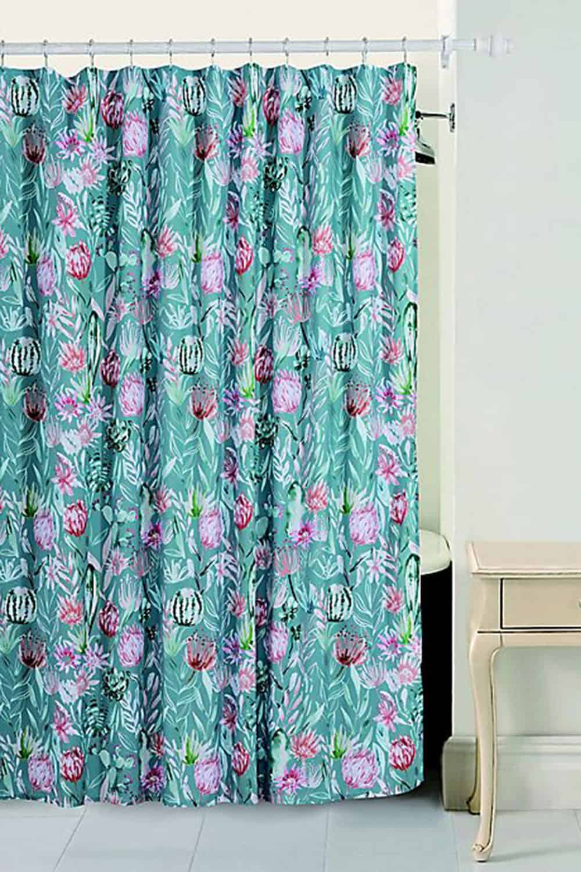 shower curtain cowgirl magazine