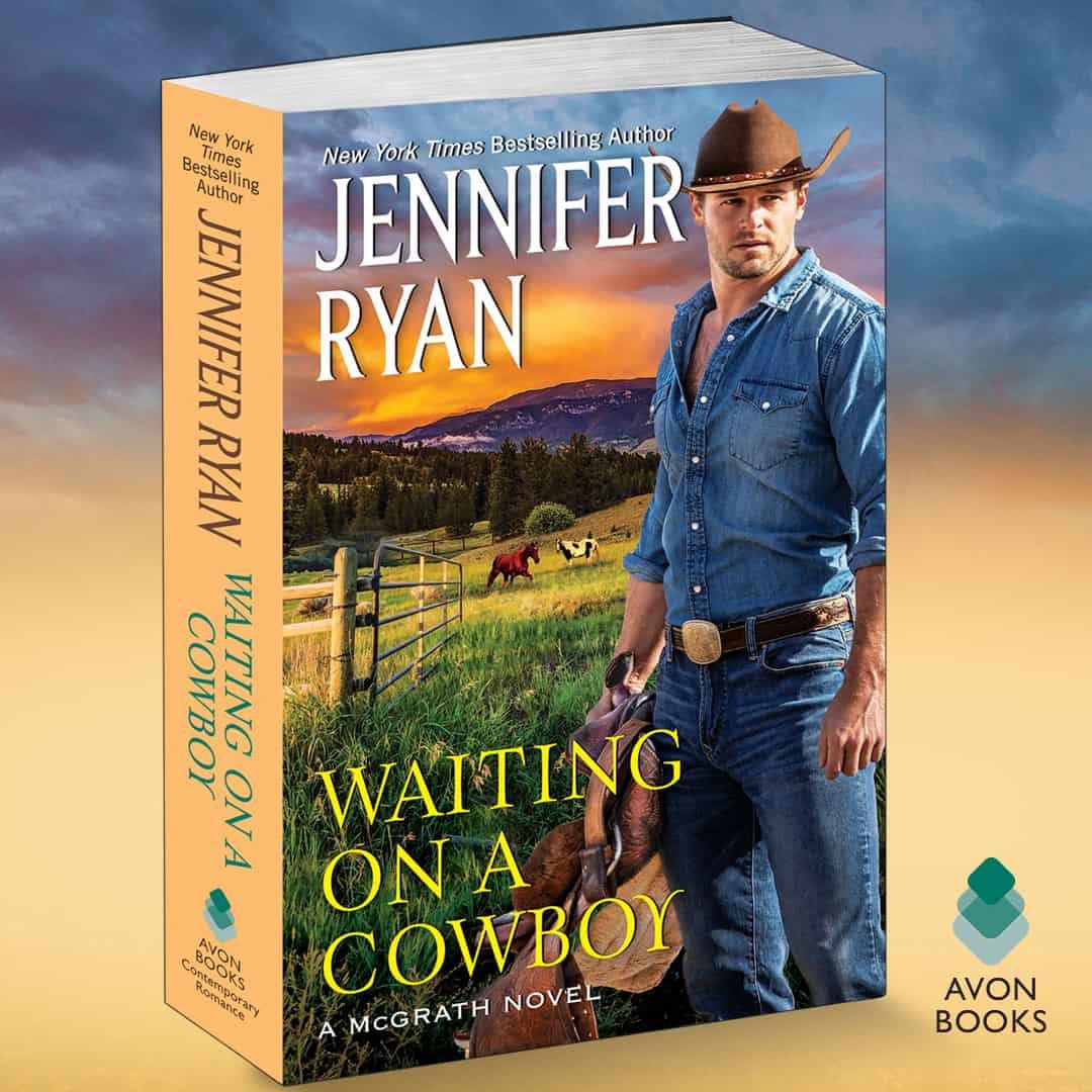 waiting on a cowboy jennifer ryan cowgirl magazine