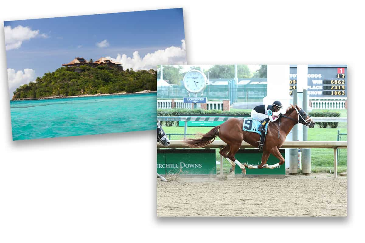 necker island kentucky derby horse names cowgirl magazine